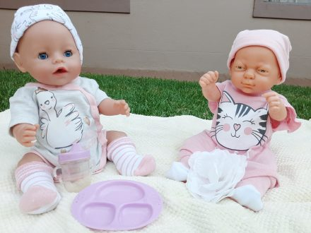 Can Baby Clothes Fit Baby Dolls