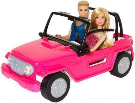 Barbie Beach Cruiser and Ken Doll Review