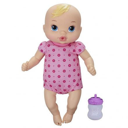 Baby Alive Luv 'n Snuggle Baby Doll Review