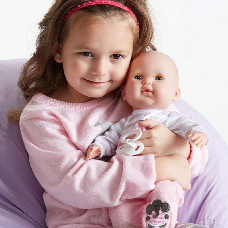 JC Toys Berenguer Boutique 15″ Soft Body Baby Doll Review