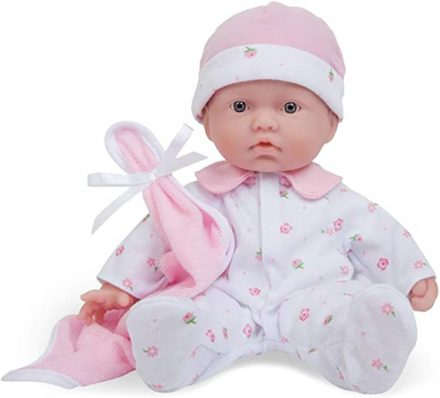 JC Toys La Baby 11-inch Washable Soft Body Play Doll Review