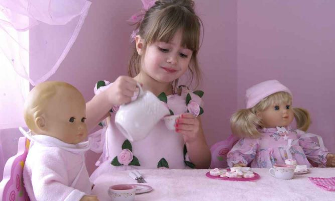 Why Playing With Dolls Are So Important